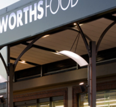 New CO2 Woolworths Stores